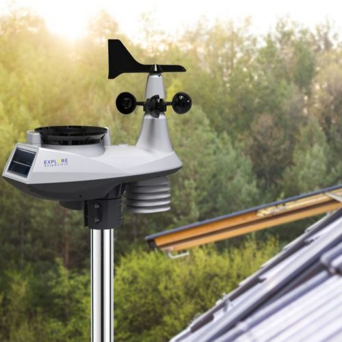 Explore Scientific 7-In-1 Professional Weather Station