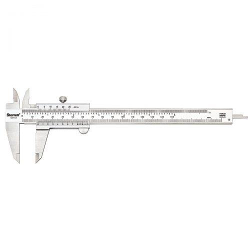 VERNIER CALIPERS RANGE 150mm / 6″ PN 125MEA-6/150