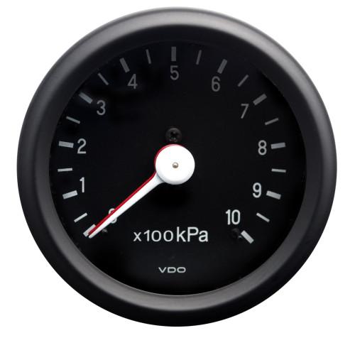 VDO DUAL PRESSURE GAUGE 0-1000KPA 150.316
