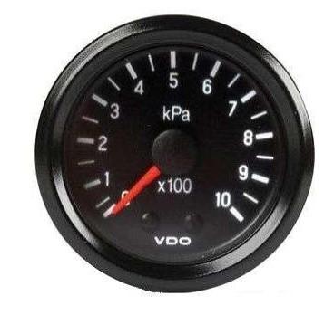 VDO PRESSURE GAUGE 0-1000KPA 150035020