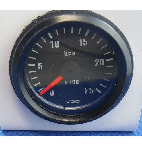 VDO PRESSURE GAUGE 0-2500KPA 150035022