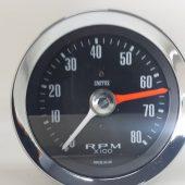 SMITHS ELECTRICAL SEMI PROGRAMMABLE TACHOMETER RVC1006-05CB