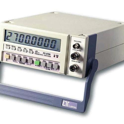 LUTRON FC2700 FREQUENCY COUNTER 2.7 Ghz – HIGH SENSITIVITY