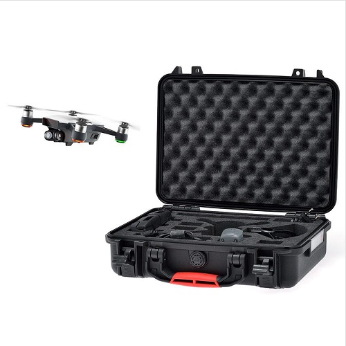 HPRC2350 BLACK HARD CARRY CASE FOR DJI SPARK FLY MORE COMBO