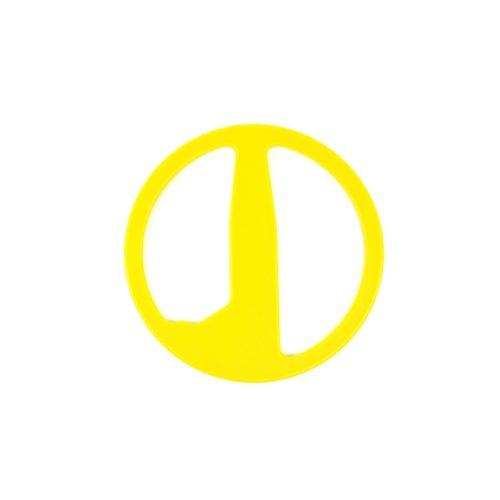 EXCALIBUR II 10″ SLIMLINE & ALL TERRAIN SKIDPLATE – YELLOW 3011-0159