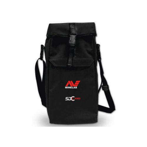 MINELAB SDC2300 DETECTOR CARRY BAG 3011-0257