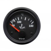 VDO ELECTRIC OIL TEMPERATURE GAUGE 310010015