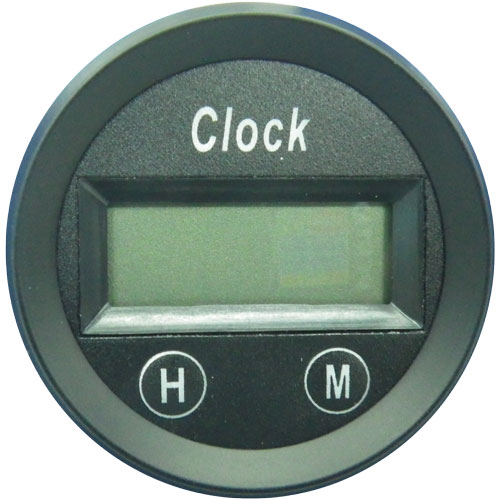 VDO LCD DIGITAL CLOCK 370.701