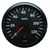 VDO SPEEDOMETER 0-125KM/H 437025002