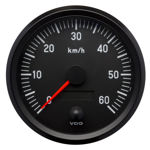 VDO SPEEDOMETER 0-60KM/H 437055001