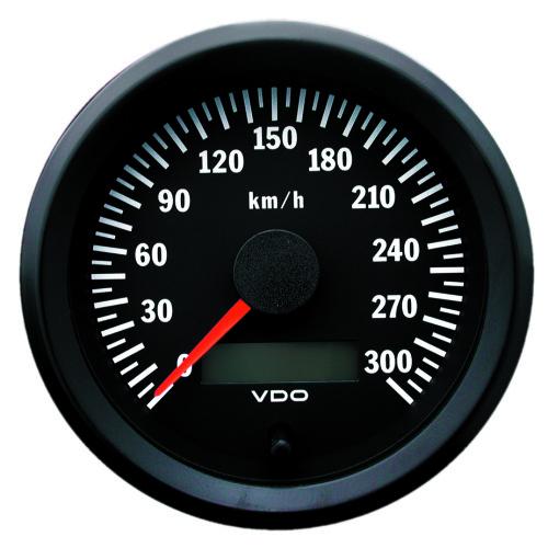 VDO SPEEDOMETER 0-300KM/H 437015022