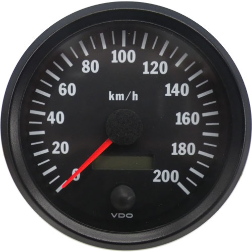 VDO SPEEDOMETER 0-200KM/H 437015025