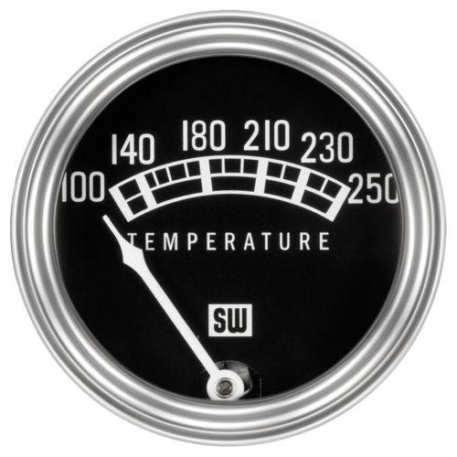 STEWART WARNER TEMPERATURE GAUGE 82210-60