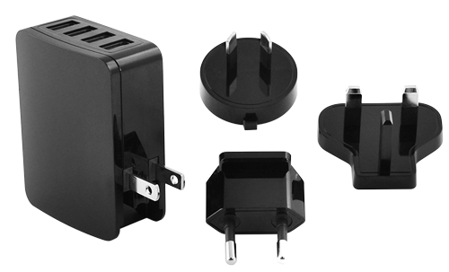 Equinox Accessory, USB Mains Charger, Internet Plug Pack