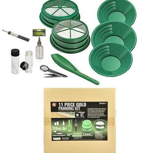 GOLD PANNING GIFT PACK