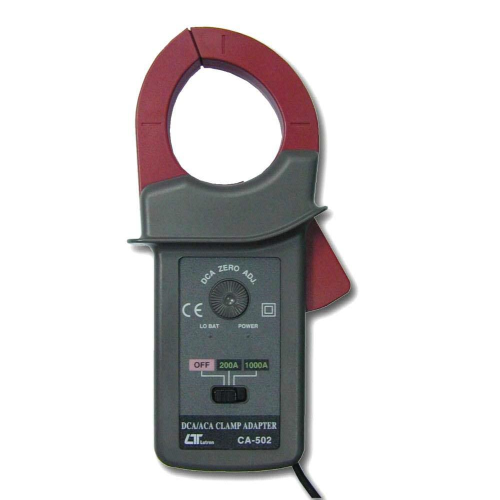 LUTRON CA502CLAMP ADAPTOR – DCA/ACA 0-1000A