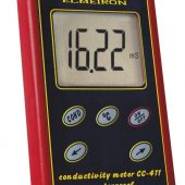 CC-411 HANDHELD CONDUCTIVITY METER WITH EC CELL
