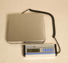 CHR 286 HIGH CAPACITY BENCH SCALE 100/150KGX20/50G