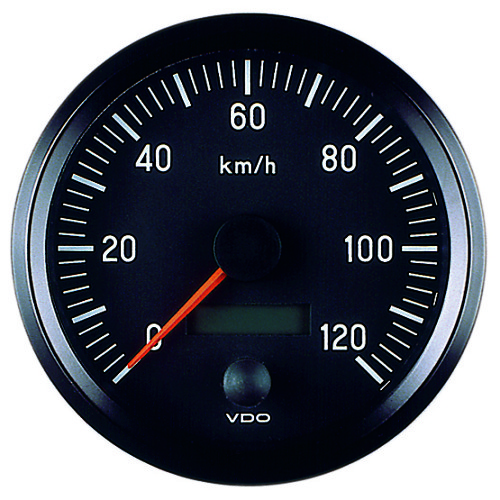VDO SPEEDOMETER 0-120KM/H 437035016