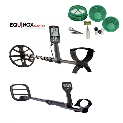 PROSPECTING FAMILY PACK 1 – EQUINOX 600 + GO-FIND 66 PLUS