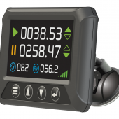 GPS TRIPMETER HMGT3000