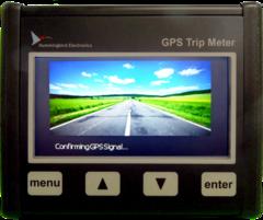 GPS Trip Meters