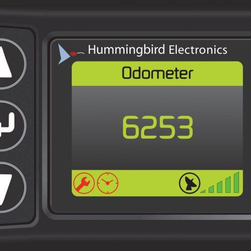 HMOD1000 GPS Trailer Odometer