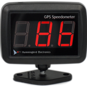 DIGITAL GPS SPEEDOMETER, INTERNAL ANTENNA HMSS1000BI