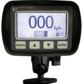 FULLY FEATURED GPS SPEEDOMETER HMST1000B