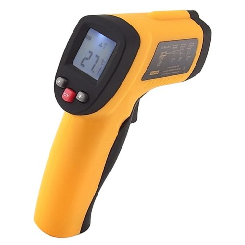 INFRARED THERMOMETER -50°C TO 380°C