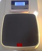 LOG907 PATIENT MEDICAL FLOOR SCALE 250KGX100G