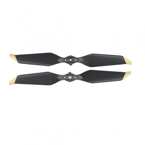 DJI MAVIC PRO PLATINUM LOW NOISE QUICK RELEASE 8331 PROPELLERS (GOLD)