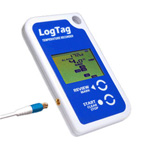 LOGTAG TEMPERATURE LOGGER WITH DISPLAY AND PROBE