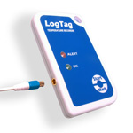 LOGTOG TEMPERATURE LOGGER WITH EXTERNAL PROBE