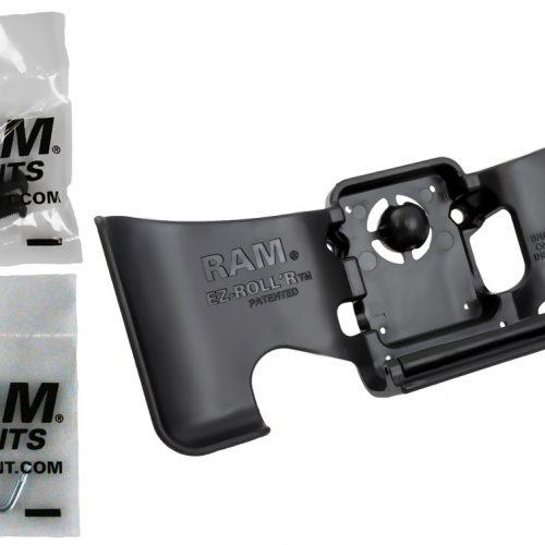 RAM CRADLE FOR THE GARMIN DEZL™ 760LMT, NUVI® 2797LMT & RV 760LMT RAM-HOL-GA54U