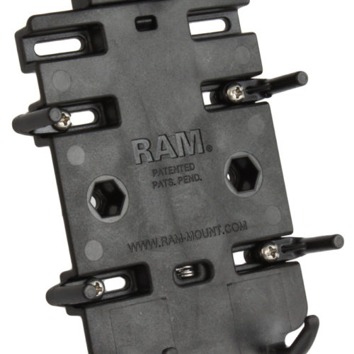 RAM QUICK-GRIP SPRING LOADED CRADLE FOR MOBILE PHONES RAM-HOL-PD3U