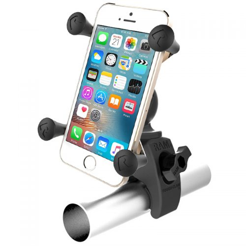 RAM TOUGH-CLAW™ MOUNT WITH UNIVERSAL X-GRIP® PHONE CRADLE RAM-HOL-UN7-400U