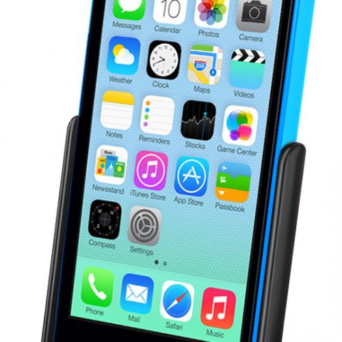 RAM MODEL SPECIFIC CRADLE FOR THE APPLE IPHONE 5C WITHOUT CASE, SKIN OR SLEEVE RAM-HOL-AP16U