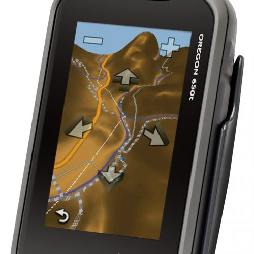 RAM CRADLE FOR THE GARMIN APPROACH G5, OREGON 200, 300, 400, 450, 550, 600 & 650