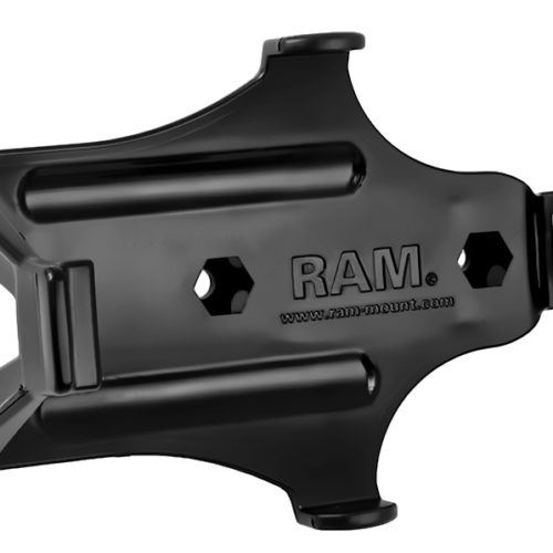 RAM CRADLE HOLDER FOR THE GARMIN GPSMAP 176, 176C, 196, 276C, 296, 376C, 378, 396, 478 & 496 RAM-HOL-GA7U