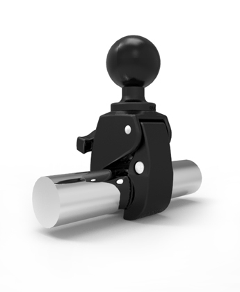 RAM SMALL TOUGH-CLAW WITH 1.5″ BALL RAP-400U