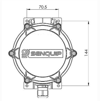 SENQUIP ELECTRONIC VIBRACORDER (Senquipvib)