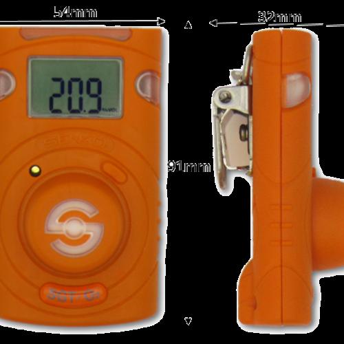 SENKO SGT Disposable Portable Single Gas Detector