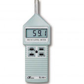LUTRON SL4011 SOUND LEVEL METER (HIGH PERFORMANCE)