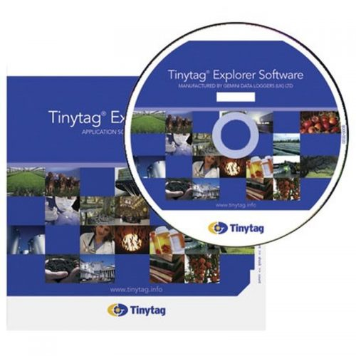 TinyTag Ultra 2 Temperature Logger Kit inc. Software & Download Cable