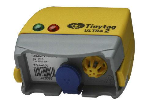 TinyTag Ultra 2 Temperature/Relative Humidity Logger