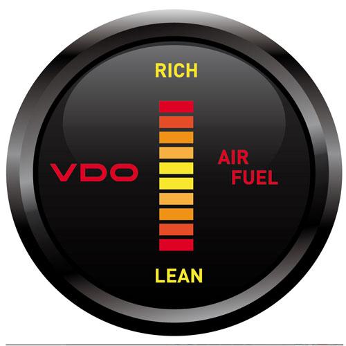 VDO DIGITAL AIR FUEL RATIO GAUGE 301.401 & SENDER