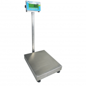 ADAM EQUIPMENT WFK150 WASH-DOWN SCALES FULLY STAINLESS STEEL 150KG X 10G