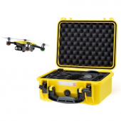 HPRC2300 YELLOW HARD CARRY CASE FOR DJI SPARK FLY MORE COMBO