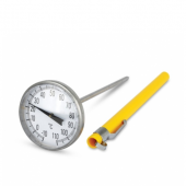 DIAL THERMOMETER -10°C TO 110°C SCALE 45MM DIAMETER 4099693